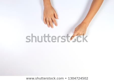 Hand pressing button play Stock photo © vlad_star