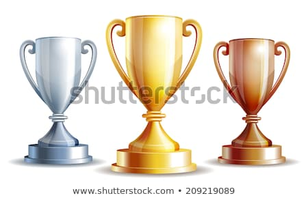 set of three sport cups stock photo © fixer00