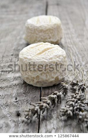 ヤギ乳チーズ 新鮮な 食品 クリーム 健康 ストックフォト © M-studio