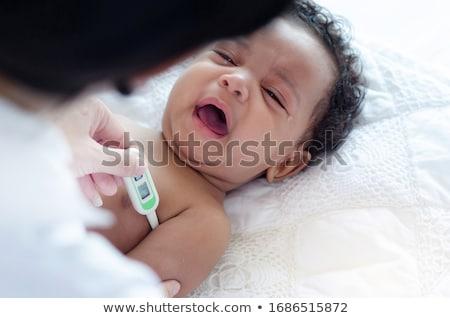 медсестры температура больницу служба Сток-фото © wavebreak_media