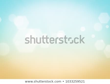 Stock photo: Textured gold light summer background