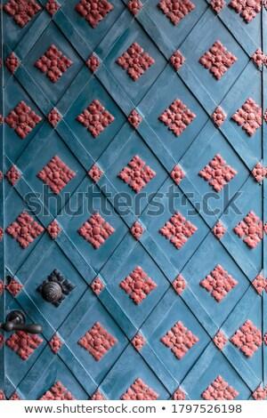 old abbey door Stock photo © david010167