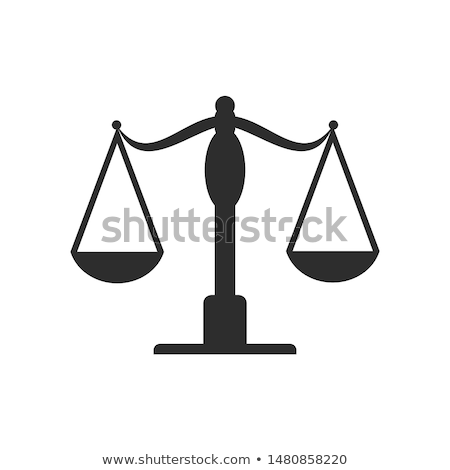 justice scales Stock photo © almir1968