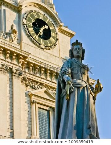 Queen Anne Statue Stock photo © Snapshot