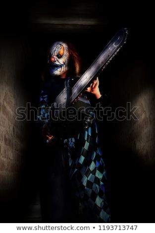 vampier · zombie · spook · kwaad · ogen - stockfoto © lightsource