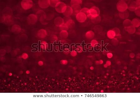 Burgundy bokeh abstract light background Stock photo © alexmillos
