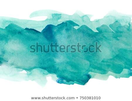 acquerello · pittura - foto d'archivio © jenbray