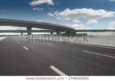 highway bridge stock photo © martin33