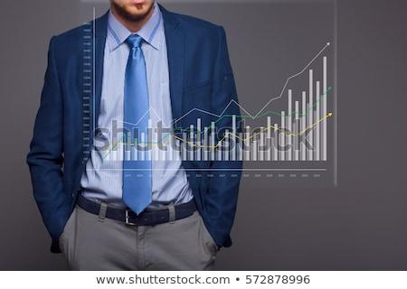 Business Grafic 1 Stock photo © PokerMan