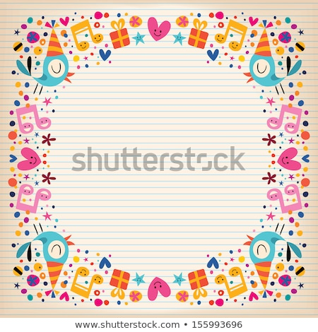 60's Party Background.  Stock photo © joseph_arce