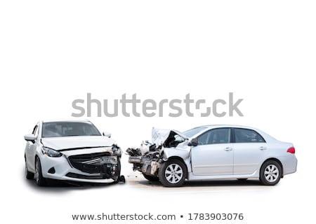 Damage to vehicle problems on the road. Stock photo © cookelma