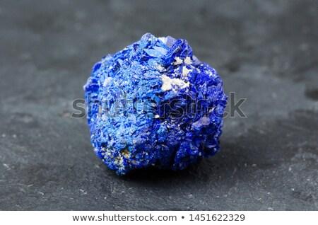 mineral · coleção · bom · naturalismo · luz · vidro - foto stock © jonnysek