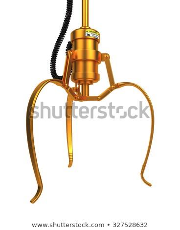 Automático oro blanco fondo Foto stock © tashatuvango