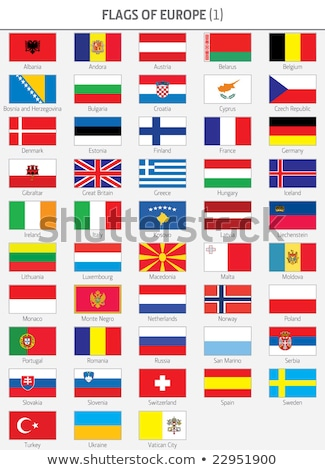 Switzerland and Gibraltar Flags  Stock photo © Istanbul2009