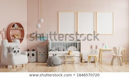 boy in playroom Stock photo © Paha_L