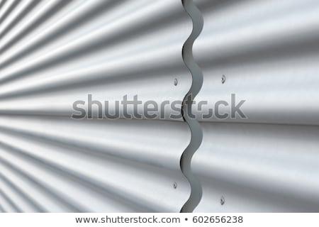 industrial · isolamento · folha · parede · edifício · homem - foto stock © zerbor