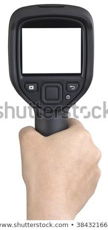 Thermographic Camera Cutout Stock photo © Suljo