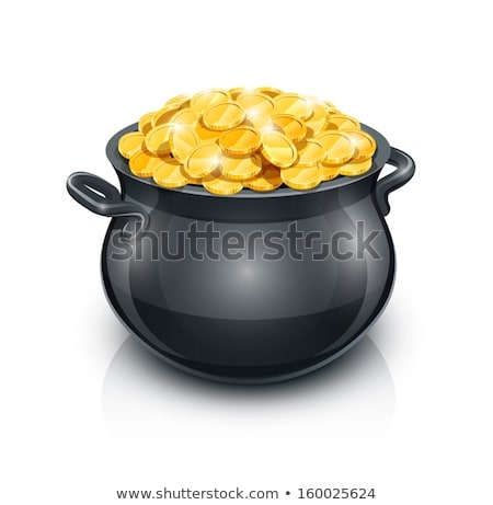 Stock photo: Pot of Gold