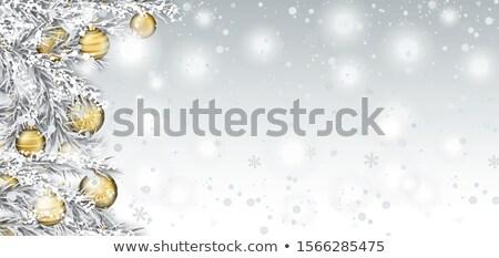 kırmızı · Noel · eps · 10 · vektör · dosya - stok fotoğraf © limbi007