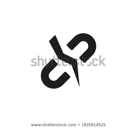 placu · łańcucha · link · wektora · logo · ikona - zdjęcia stock © smoki