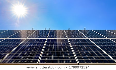 Harnessing the power of the Sun stock photo © Stocksnapper