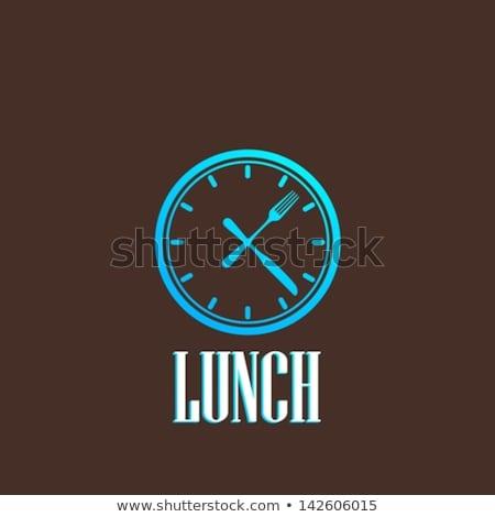 時間 · ダイエット · クロック · 赤 · 黒 · 単語 - ストックフォト © mikhailmishchenko