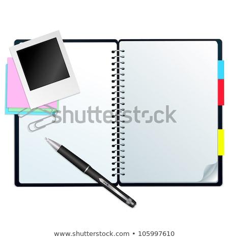 Pen - Photo Object Stock photo © CrackerClips