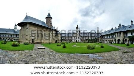 Neamt Monastery Stock photo © prill
