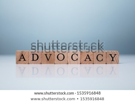 Advocacy Stock photo © devon
