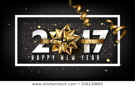 new year 2017 stock photo © asturianu