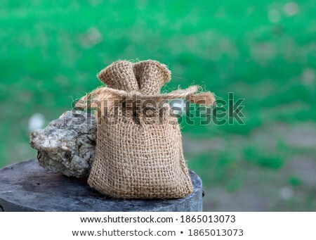 linen packet Stock photo © ssuaphoto
