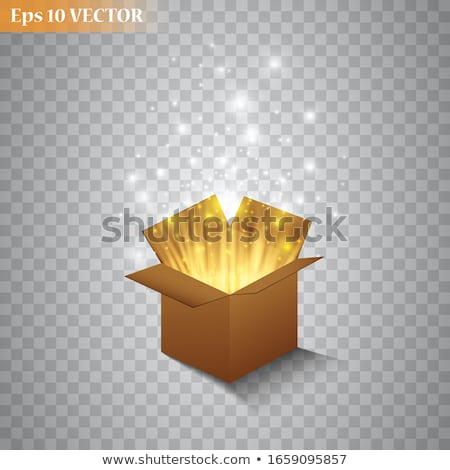 Christmas Sale Labels Set Isolated Transparent Background Stock photo © adamson