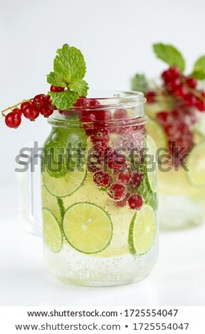 A herbal drink Stock photo © bluering