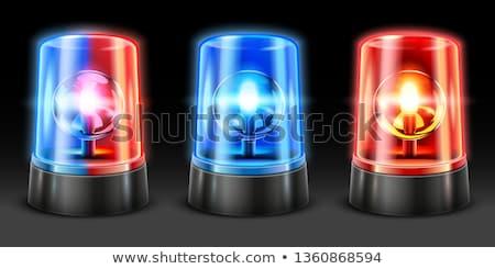 Police - 3D Illustration Stock photo © julientromeur