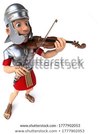 Romeinse soldaat zwaard Stockfoto © Krisdog