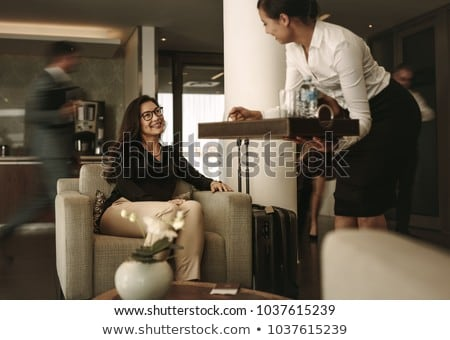 Airport lounge Stock photo © zzve