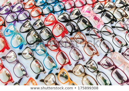 eyeglasses collage Stock photo © nito