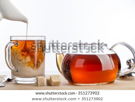 Brun canne sucre trois bois Photo stock © marylooo