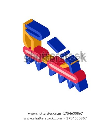 Ice-climbing Alpinism Spike Shoe Tool isometric icon Stock photo © pikepicture