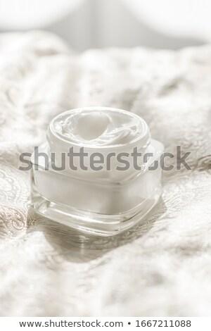 Kavanoz serum jel şişe Stok fotoğraf © Anneleven