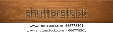 teak wood Stock photo © tiero