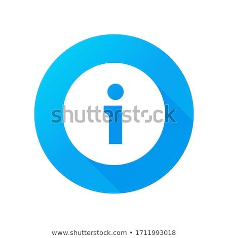 ícone botão vetor gráfico arte ilustração Foto stock © vector1st