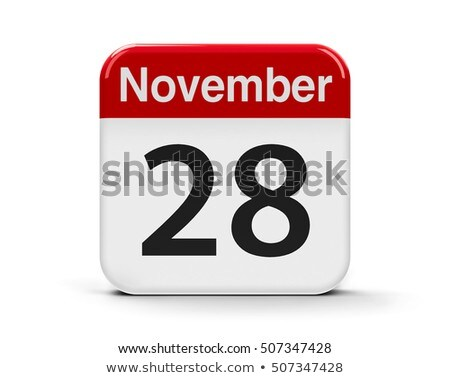 28th November Stock photo © Oakozhan