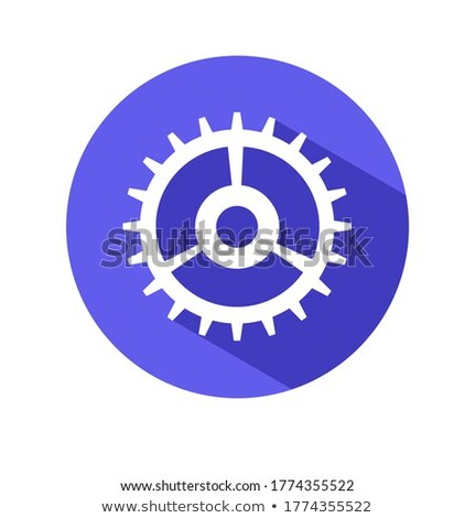 Content Services - Mechanism of Metallic Gears. 3D. Stock photo © tashatuvango
