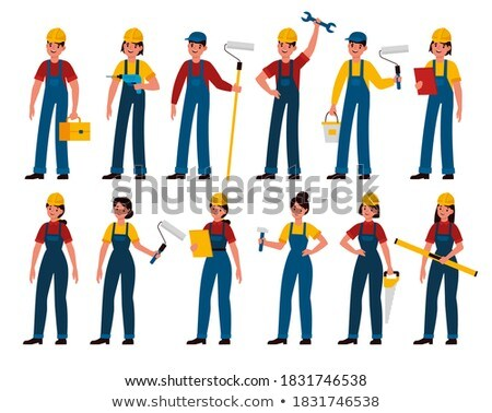 painter and electrician stock photo © photography33