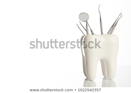 Steel Teeth Stock photo © rghenry