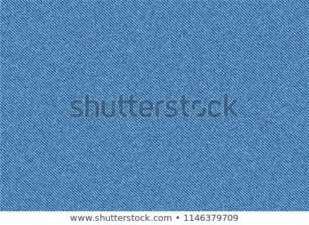 blue jeans fabric texture stock photo © vapi