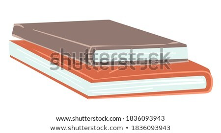Books Hardcovers Printed Material for Learning Stock photo © robuart