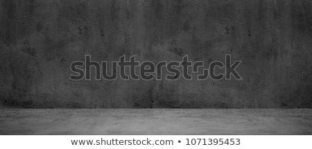 Fehér beton fal padló közelkép épület Stock fotó © oly5