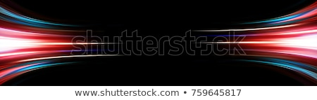 Blurred defocused cars in motion as abstract urban background Stock photo © stevanovicigor